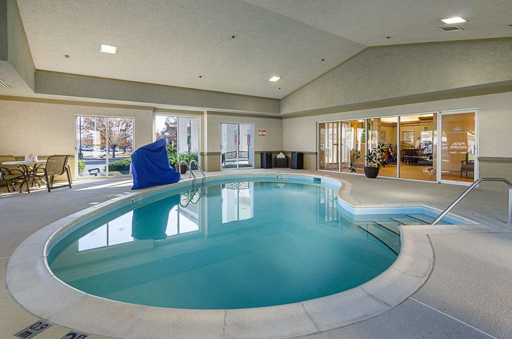 Best Western Plus Inn at Valley View - Take a relaxing dip in our indoor heated pool.