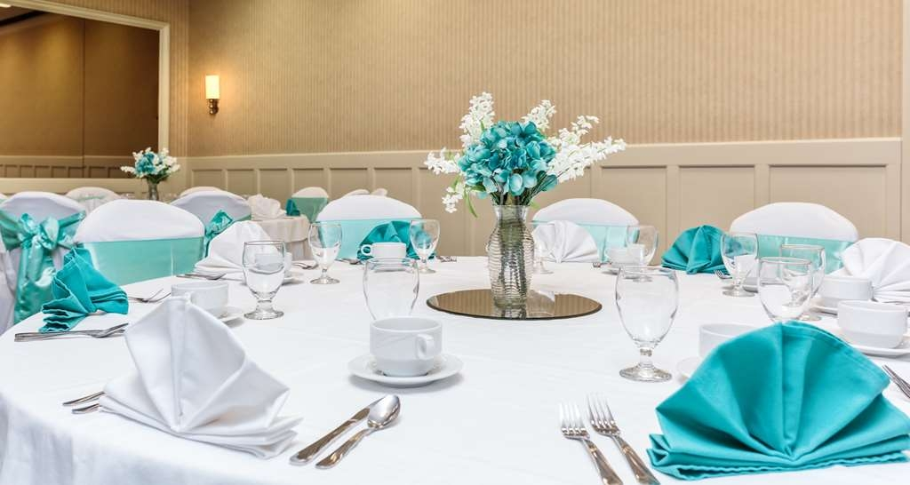 Best Western Battlefield Inn - Our full service banquet department will accommodate all of you meeting and event needs.