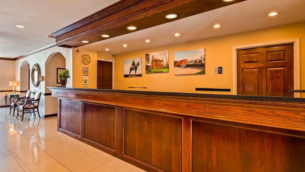 Best Western Battlefield Inn - Lobbyansicht