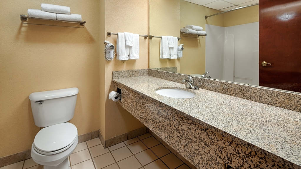 Best Western of Wise - Bagno