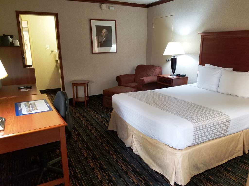 Best Western Fairfax - Double bed Room