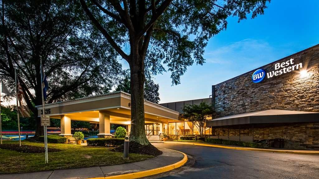 Best Western Fairfax - Facciata dell'albergo