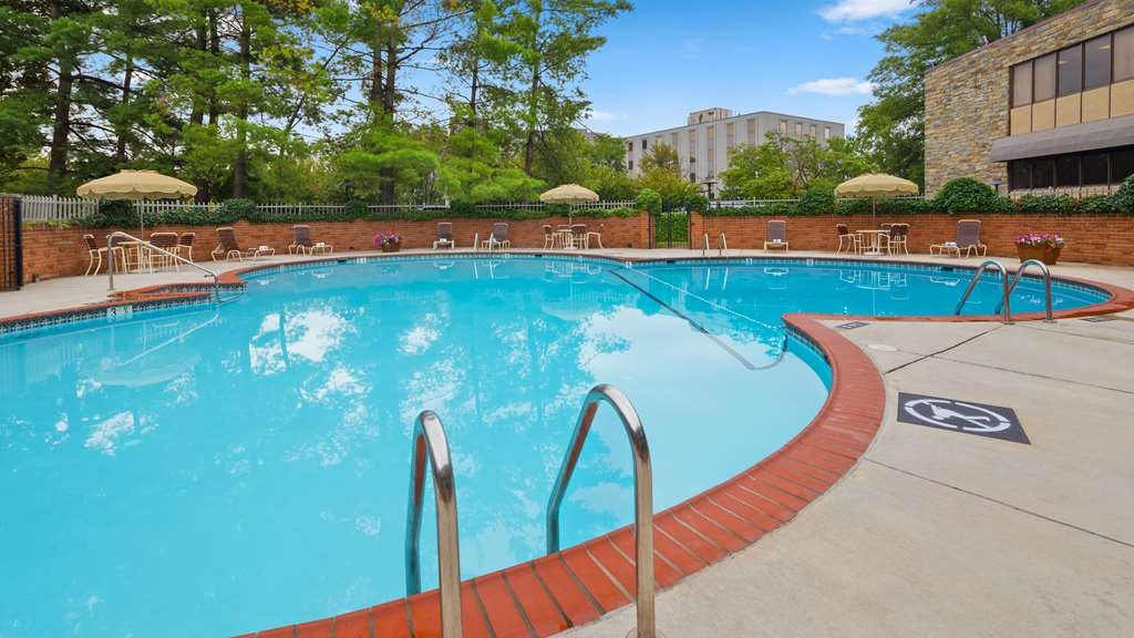 Best Western Fairfax - Piscina
