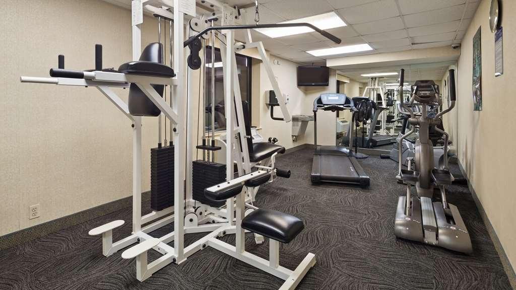 Best Western Fairfax - Fitnessstudio