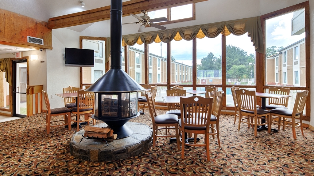 Best Western Wytheville Inn - Breakfast Area