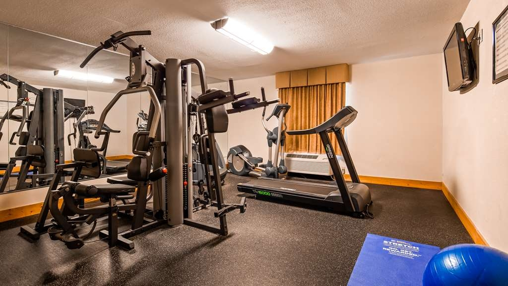 Best Western Wytheville Inn - Fitness Center