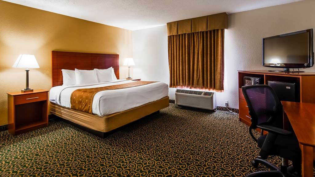 Best Western Wytheville Inn - King Room