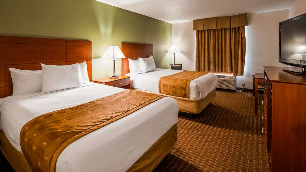 Best Western Wytheville Inn - Two Queen Room