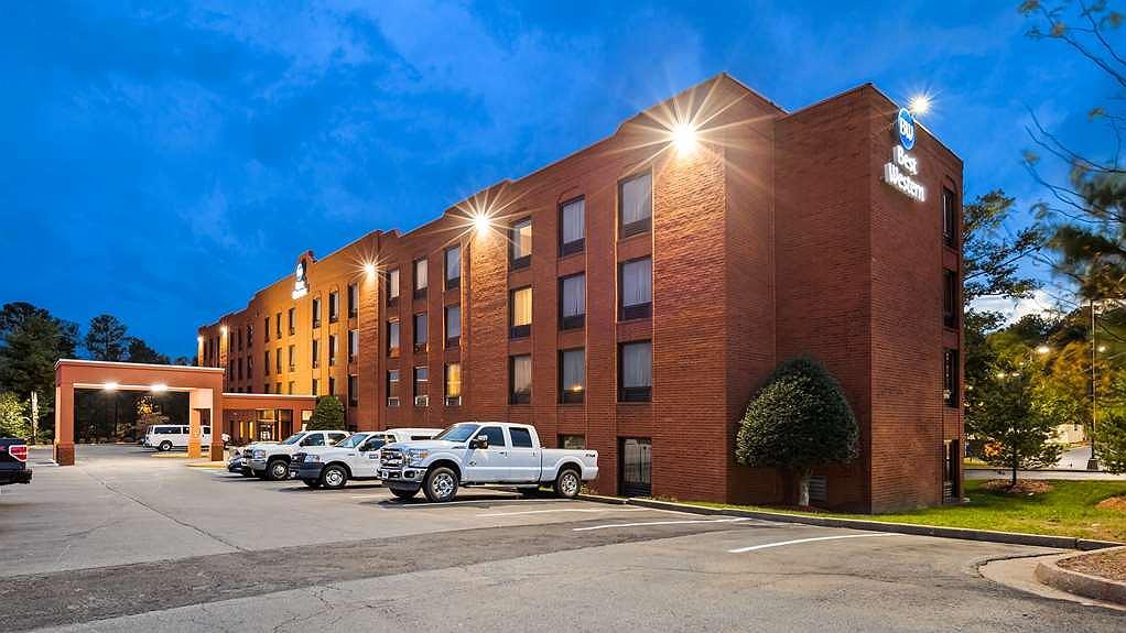 Best Western Executive Hotel - Aussenansicht