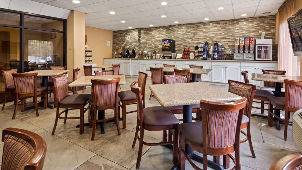 Best Western Executive Hotel - Restaurante/Comedor