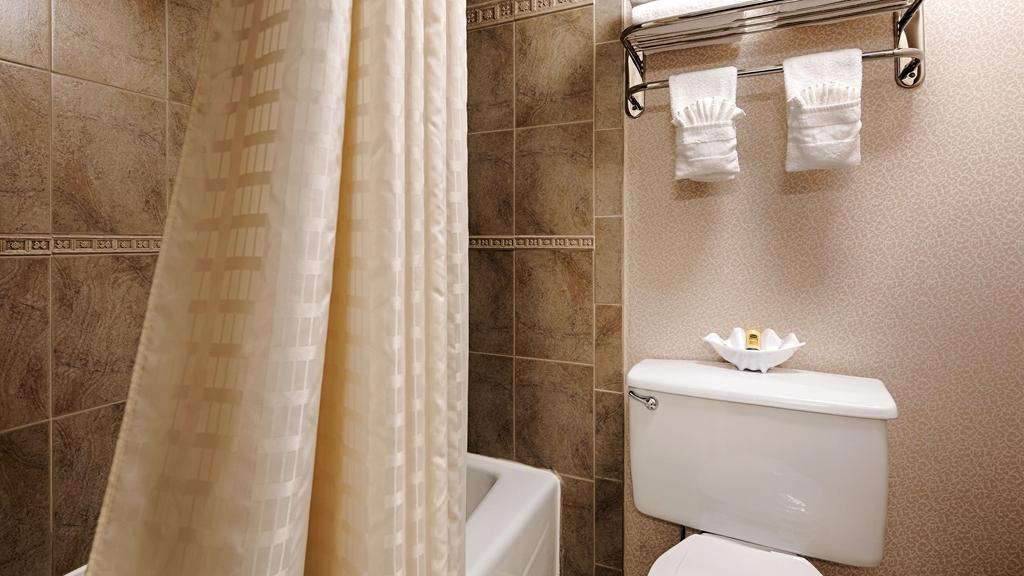 Best Western Springfield - Salle de bain