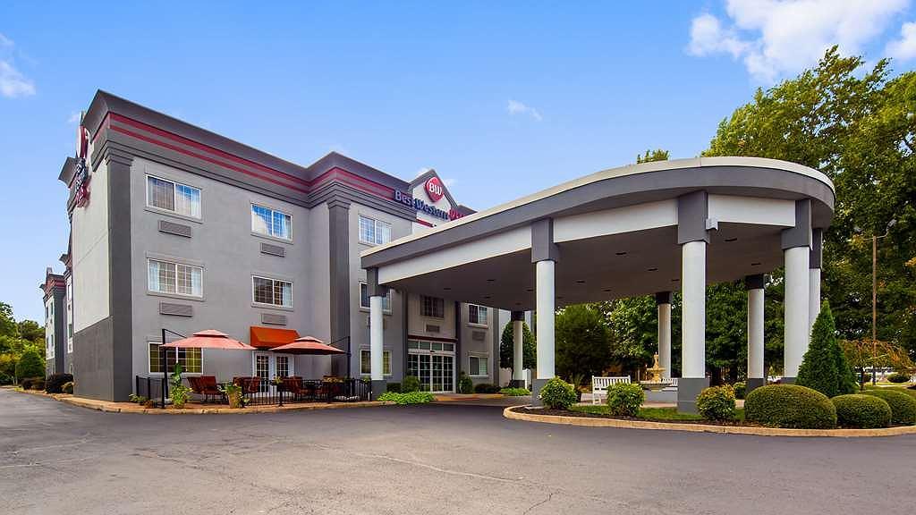 Best Western Plus Newport News Inn & Suites - Aussenansicht