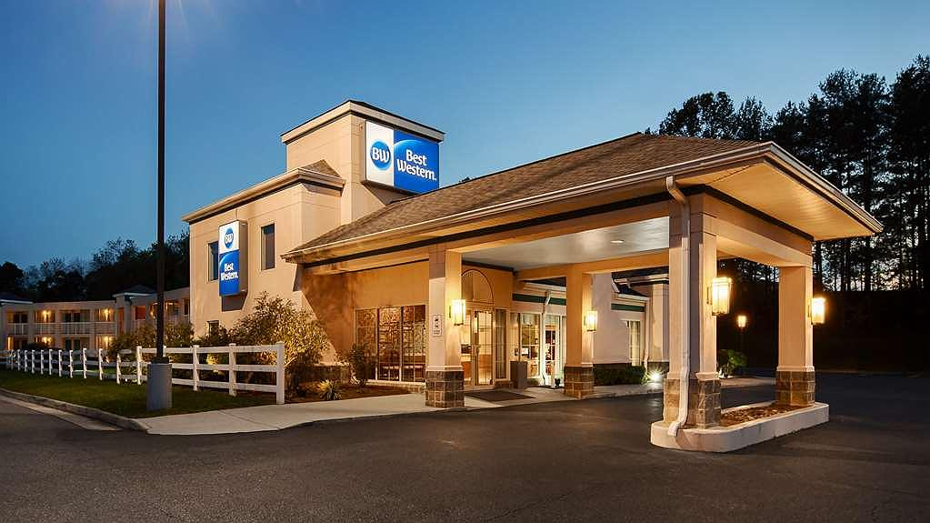 Best Western Lexington Inn - Aussenansicht