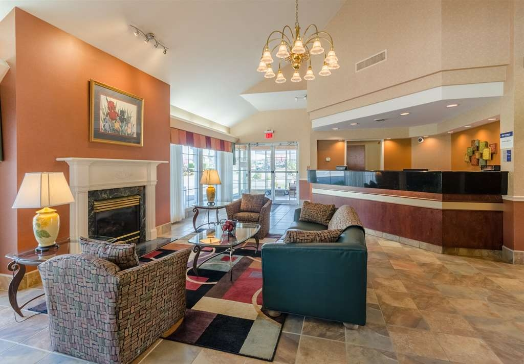 Best Western Lexington Inn - Foyer