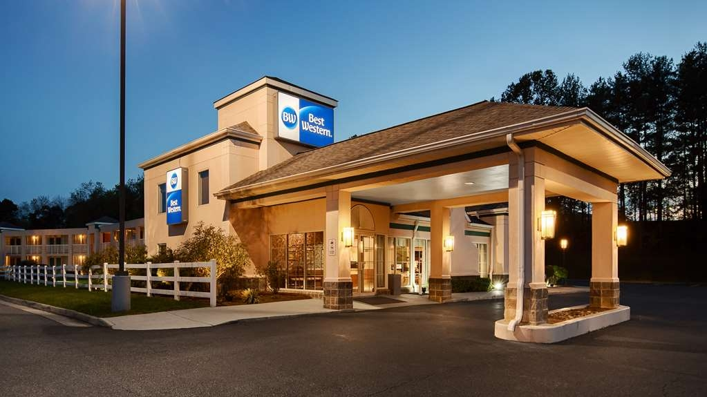 Best Western Lexington Inn - Außenansicht