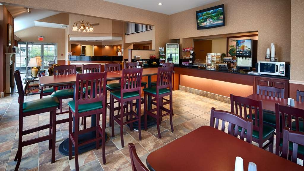 Best Western Lexington Inn - Restaurant / Gastronomie