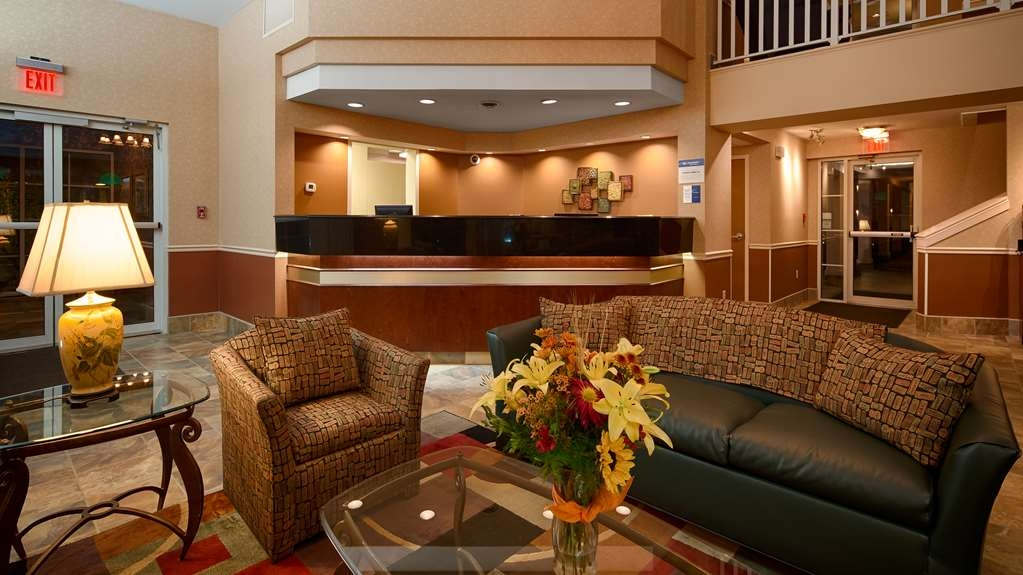 Best Western Lexington Inn - Lobbyansicht