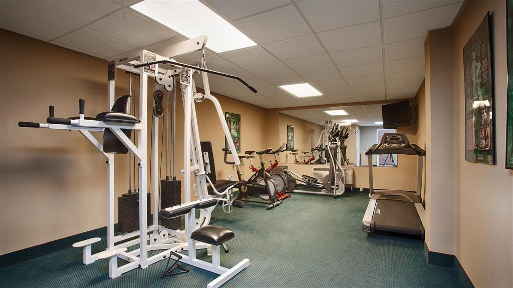 Best Western Lexington Inn - Fitnessstudio