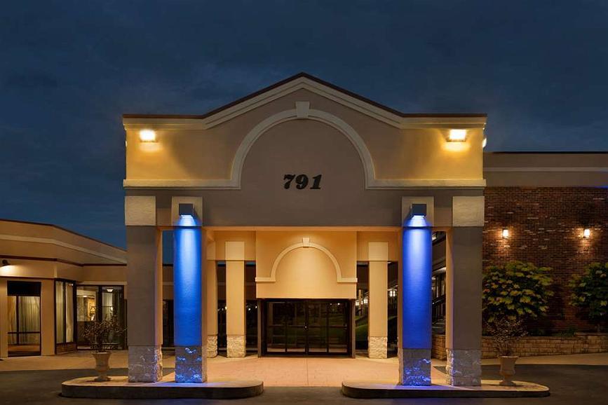 Best Western Culpeper Inn - Vista exterior
