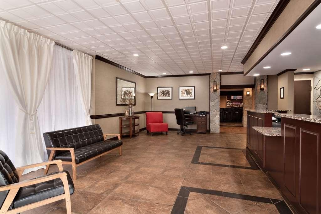 Best Western Culpeper Inn - Vue du lobby