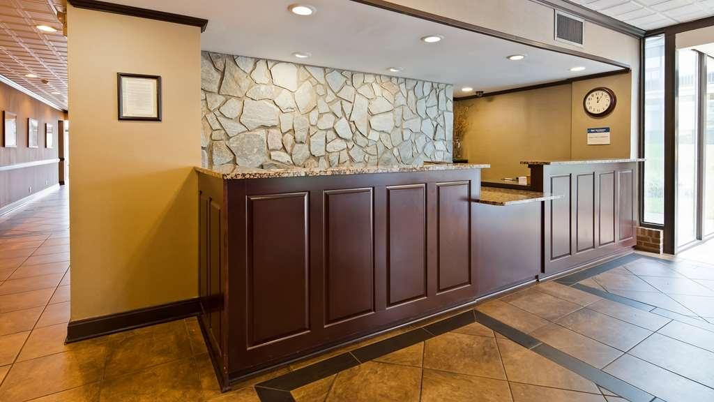 Best Western Culpeper Inn - Lobbyansicht