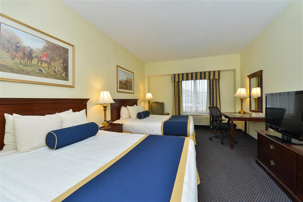 Best Western Plus Crossroads Inn & Suites - Deluxe Double Guest Room
