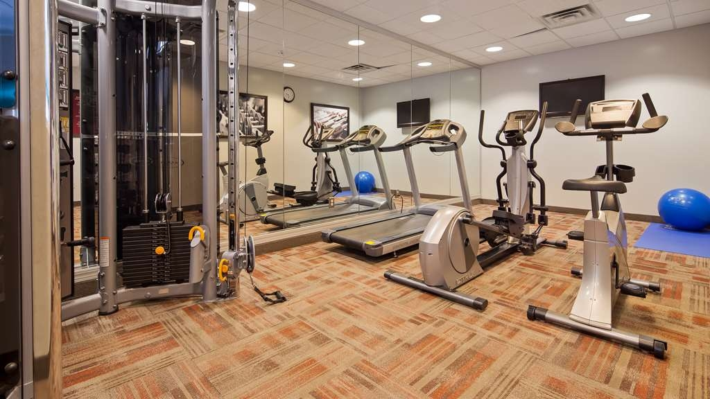 Best Western Plus Crossroads Inn & Suites - Fitness Center