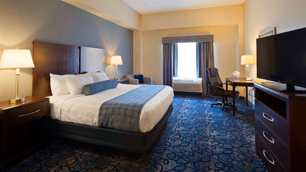 Best Western Plus Waynesboro Inn & Suites Conference Center - Habitaciones/Alojamientos