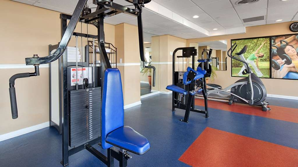 Best Western Plus Virginia Beach - Fitness Center