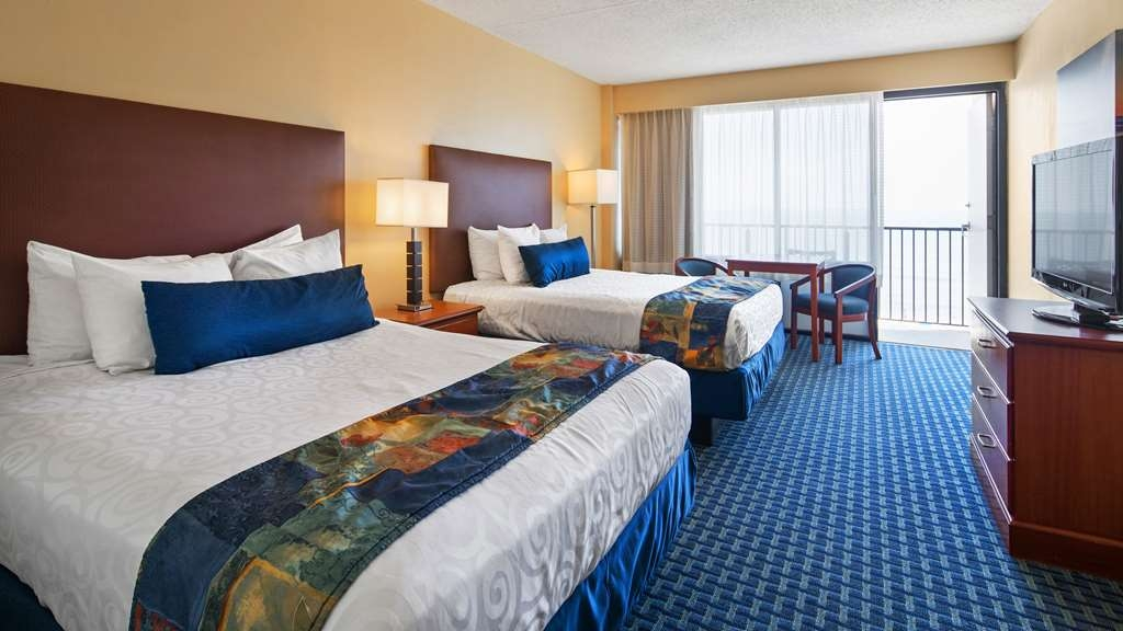 Best Western Plus Virginia Beach - Oceanfront Double Bed Guest Room