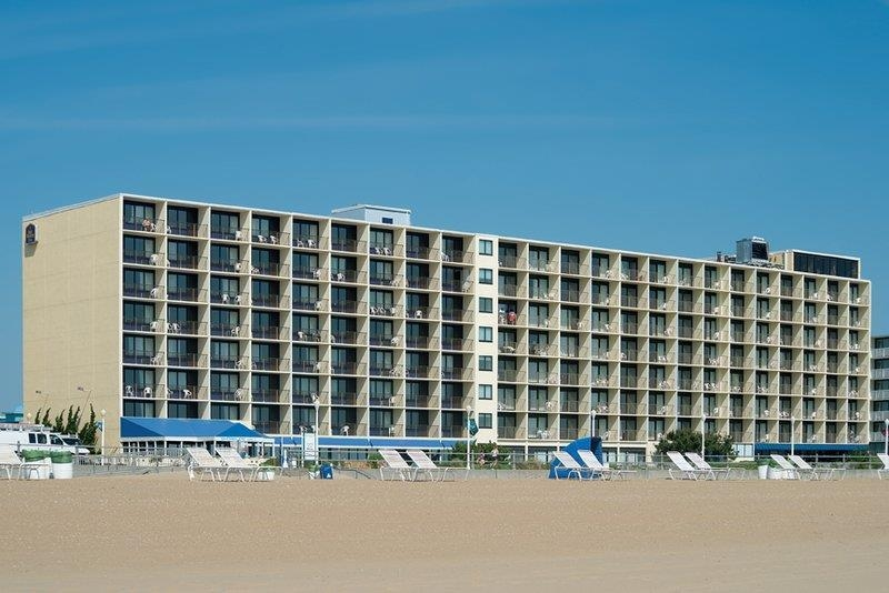 Best Western Plus Virginia Beach - You will love our location, just steps to our sandy beach.