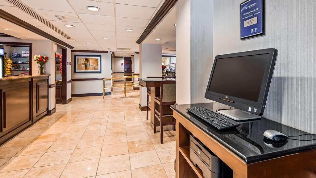 Best Western Dulles Airport Inn - affari-centro