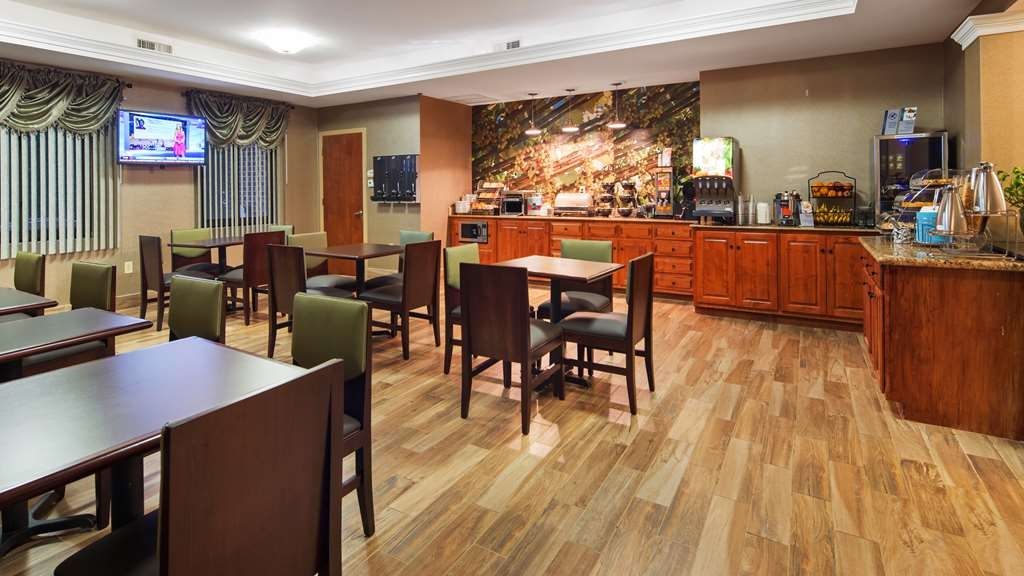 Best Western Plus Hopewell Inn - Restaurante/Comedor