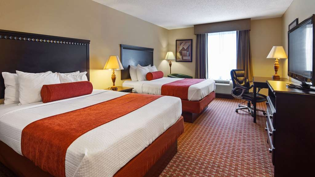 Best Western Plus Hopewell Inn - Chambres / Logements