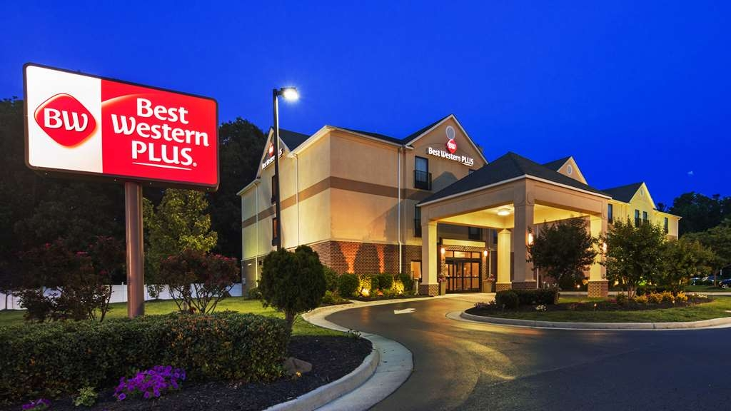 Best Western Plus Hopewell Inn - Vista Exterior