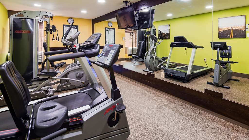 Best Western Plus Richmond Airport Hotel - Club de remise en forme