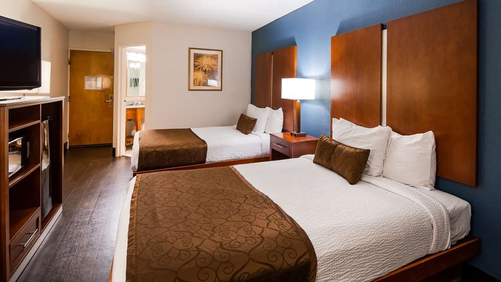 Best Western Plus Richmond Airport Hotel - Chambres / Logements