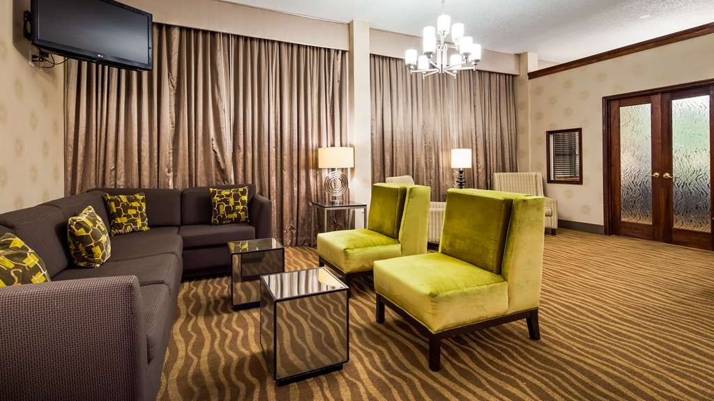 Best Western Plus Richmond Airport Hotel - Vue du lobby