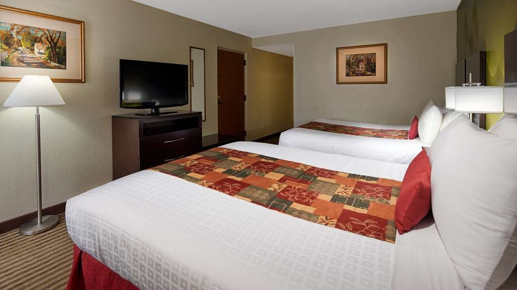 Best Western Plus Historic Area Inn - Habitaciones/Alojamientos