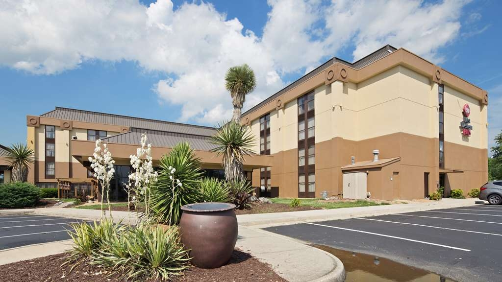 Best Western Plus Historic Area Inn - Vista Exterior