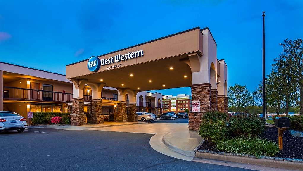 Best Western Aquia/Quantico Inn - Aussenansicht