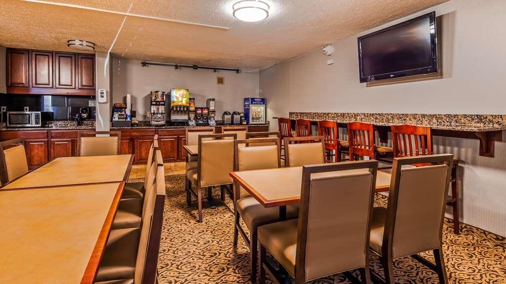 Best Western Aquia/Quantico Inn - Breakfast Area
