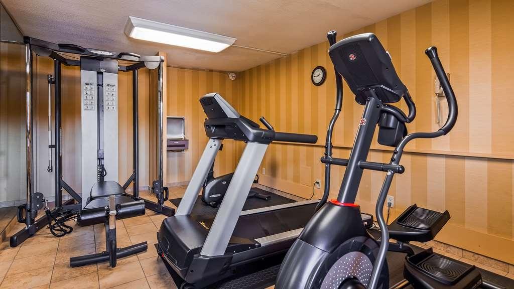 Best Western Aquia/Quantico Inn - Fitness Center