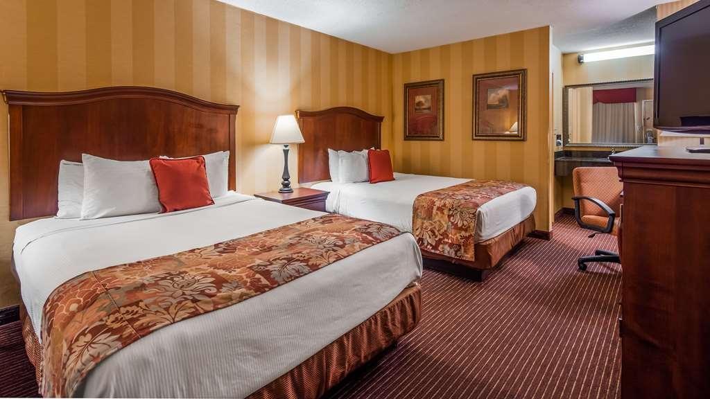 Best Western Aquia/Quantico Inn - 2 Queen Beds Guest Room