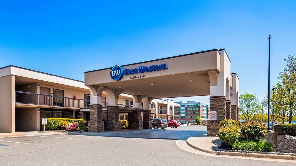 Best Western Aquia/Quantico Inn - Exterior