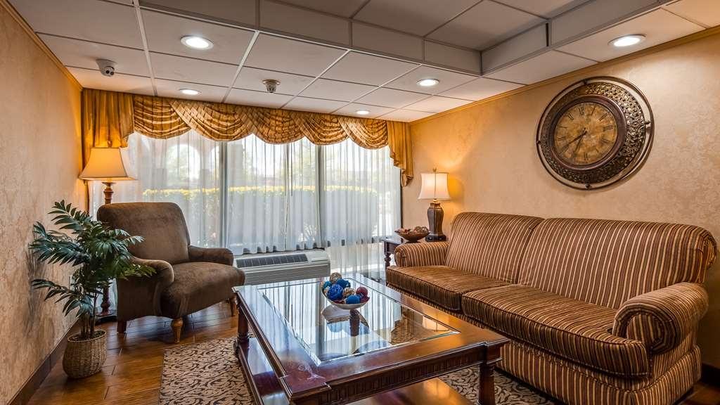 Best Western Aquia/Quantico Inn - Lobby