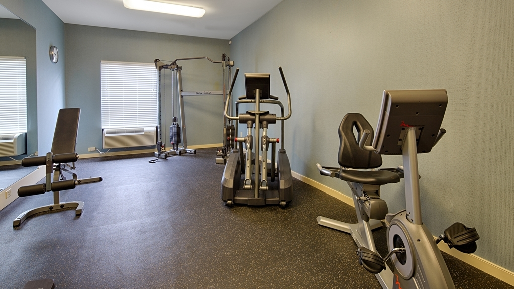 Best Western Plus Glen Allen Inn - Sala fitness