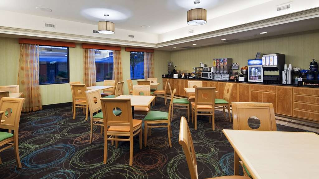 Best Western Plus Glen Allen Inn - Ristorante / Strutture gastronomiche
