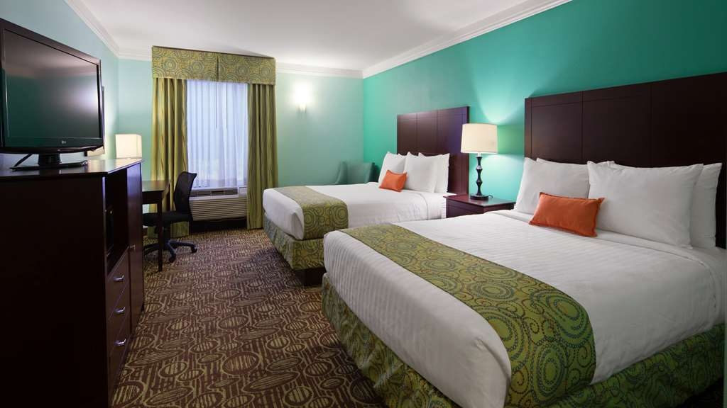 Best Western Plus Glen Allen Inn - Enjoy our spacious guest rooms featuring flat screen TVs; rest up before going out to enjoy the Richmond Area