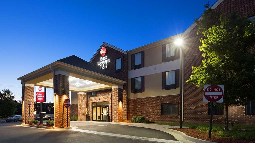 Best Western Plus Glen Allen Inn - Facciata dell'albergo